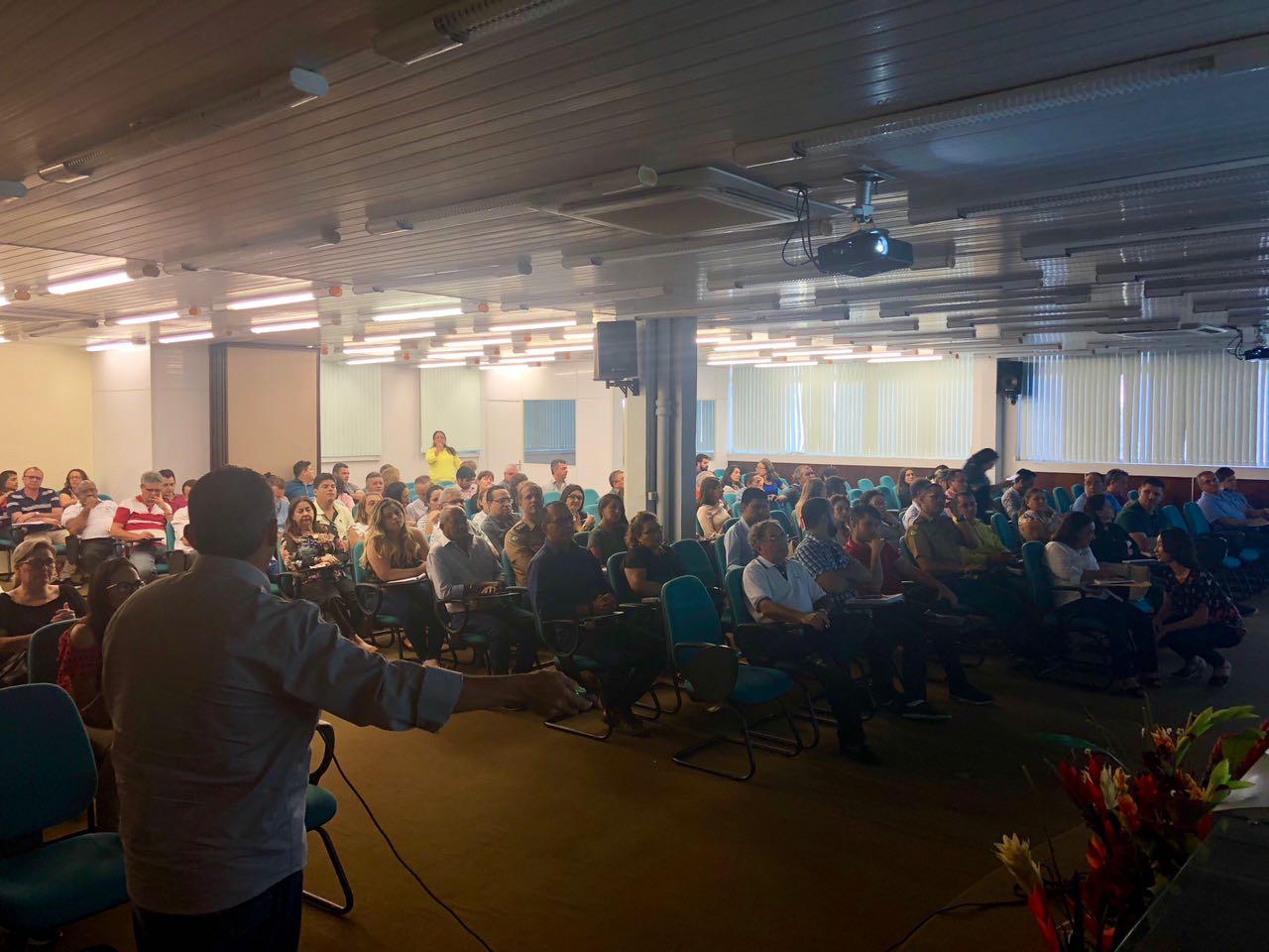 Seplag realiza workshop com a Rede de Compras do Estado